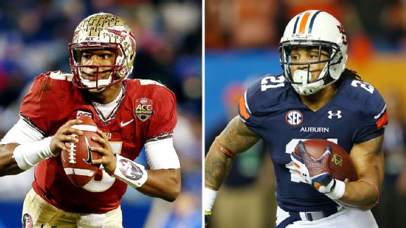 Jameis Winston and Tre Mason