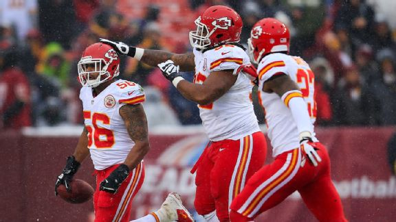 Chiefs at long last look ready for playoffs