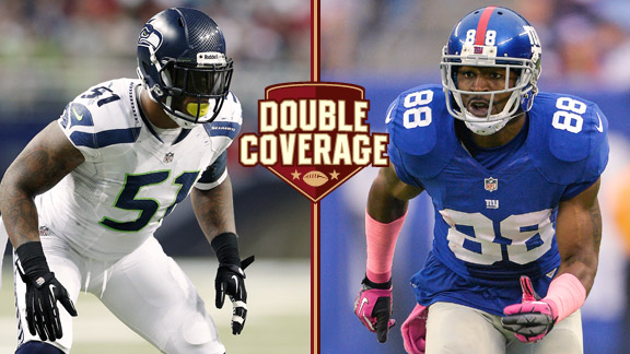 Double Coverage: Seahawks at Giants