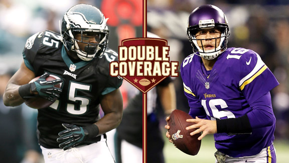 Double Coverage: Eagles at Vikings