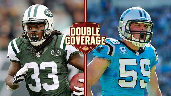 Double Coverage: Jets at Panthers