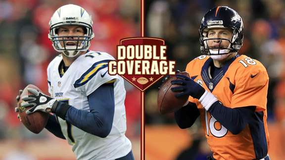 Phillip Rivers, Peyton Manning