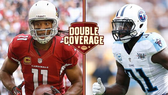 Double Coverage: Cardinals at Titans