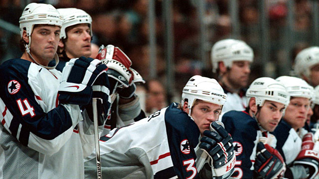its hard to describe the level of excitement that most hockey fans felt heading into the 1998 winter olympics for the first time ever the nhl was taking
