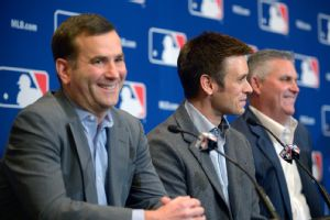 Rick Hahn, Jerry Dipoto, Kevin Towers