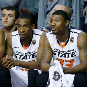 Markel Brown, Marcus Smart