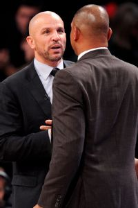 Jason Kidd and Doc Rivers