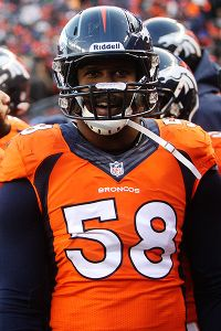 Ware impacts Miller's future with Broncos