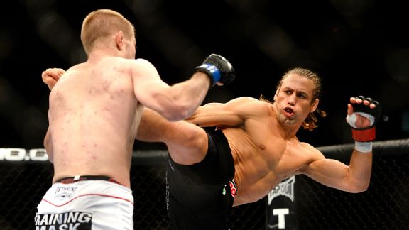 Urijah Faber vs. Michael McDonald