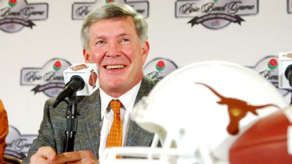 Mack Brown, Desmond Jackson, Josh Turner