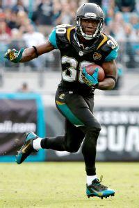 Jacksonville's Jordan Todman