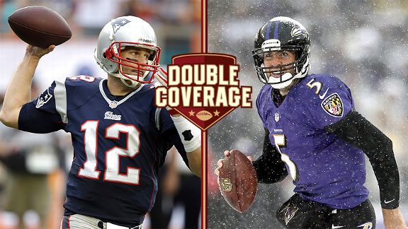 Double Coverage: Patriots at Ravens