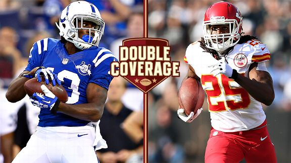 Double Coverage: Colts at Chiefs