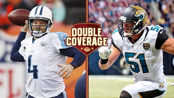 Double Coverage: Titans at Jaguars