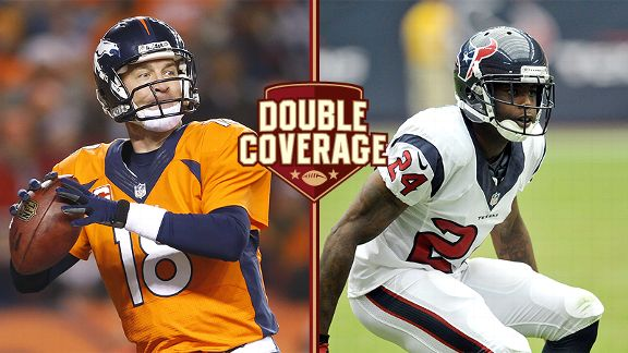 Double Coverage: Broncos at Texans