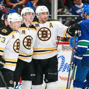 Bruins-Canucks