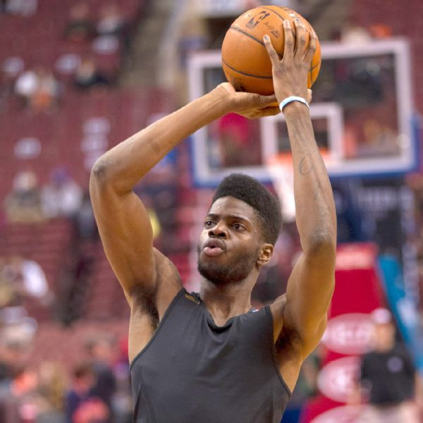 Nerlens Noel Of Philadelphia 76ers Hopes To Play Later