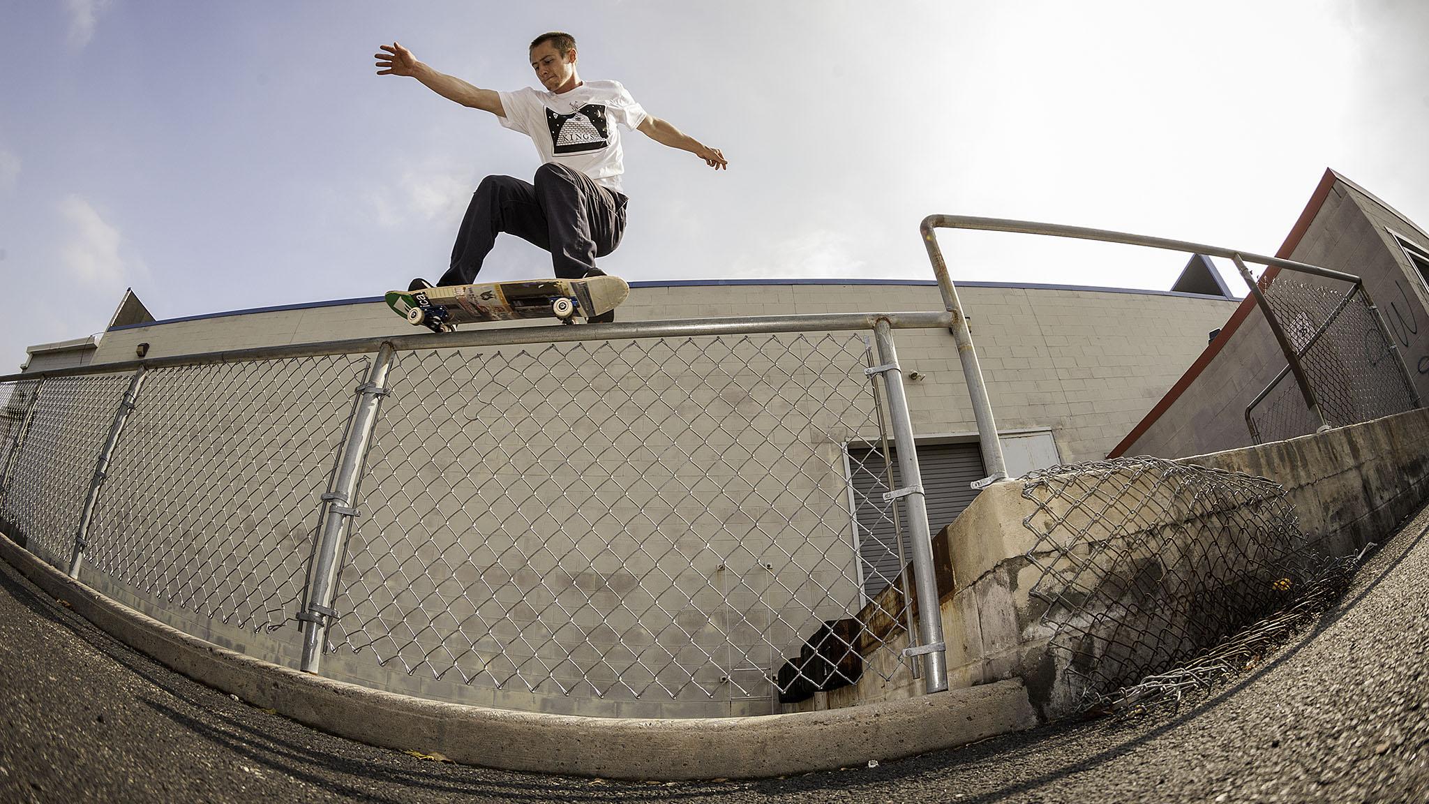 Curren Caples And Louie Lopez Turn Pro Deck Skateboard Flip Louis