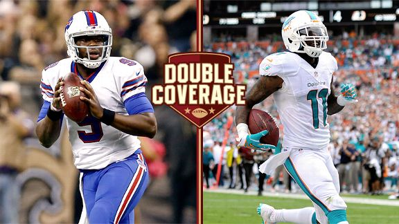 Double Coverage: Dolphins at Bills