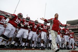 Nick Saban and the Crimson Tide