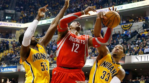 Dwight Howard, Roy Hibbert, Danny Granger