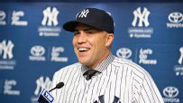 Beltran joins Yankees: 'Means a lot to me'