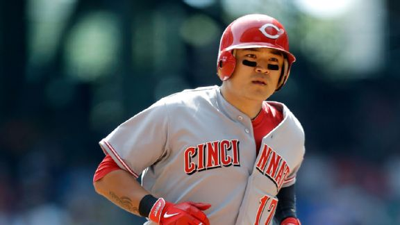Outfielder Shin-Soo Choo signed a seven-year, $130 million contract with the Texas Rangers on Saturday.