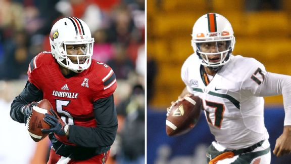Teddy Bridgewater, Stephen Morris