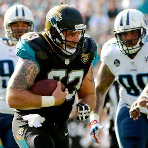 Jacksonville's Brad Meester