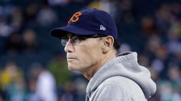 Marc Trestman ahead of the game