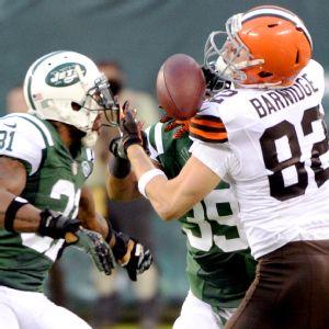 Cleveland's Gary Barnidge