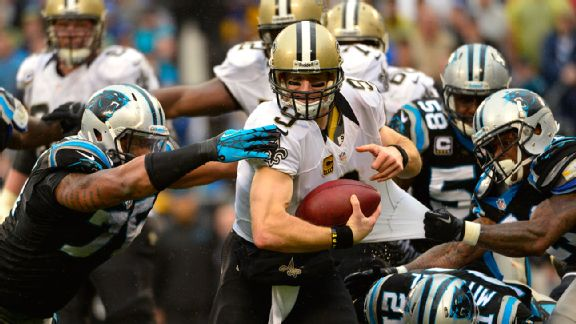 Saints' fate could be to play on road, again