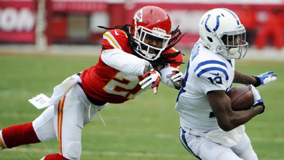 Colts show Chiefs how playoff teams do it