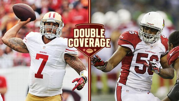 Double Coverage: 49ers at Cardinals