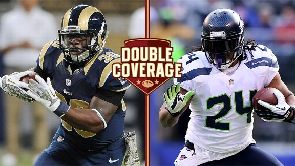 Double Coverage: Rams at Seahawks
