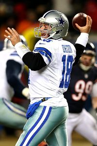 Cowboys ready to cash in Kyle Orton policy