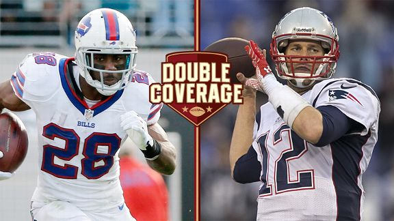 Double Coverage: Bills at Patriots