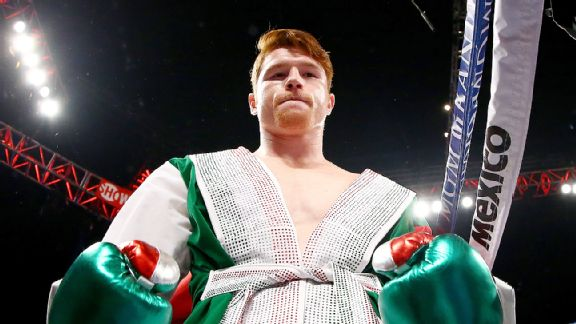 Would Canelo Alvarez have the sand to grab the torch from Miguel Cotto?