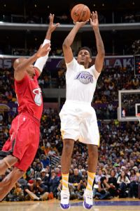 Nick Young, Ray Allen