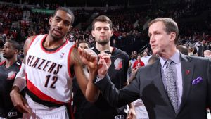 LaMarcus Aldridge; Terry Stotts