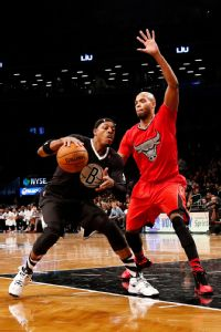 Taj Gibson, Paul Pierce