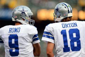 Tony Romo, Kyle Orton