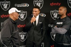 Nnamdi Asomugha, Willie Brown, Charles Woodson