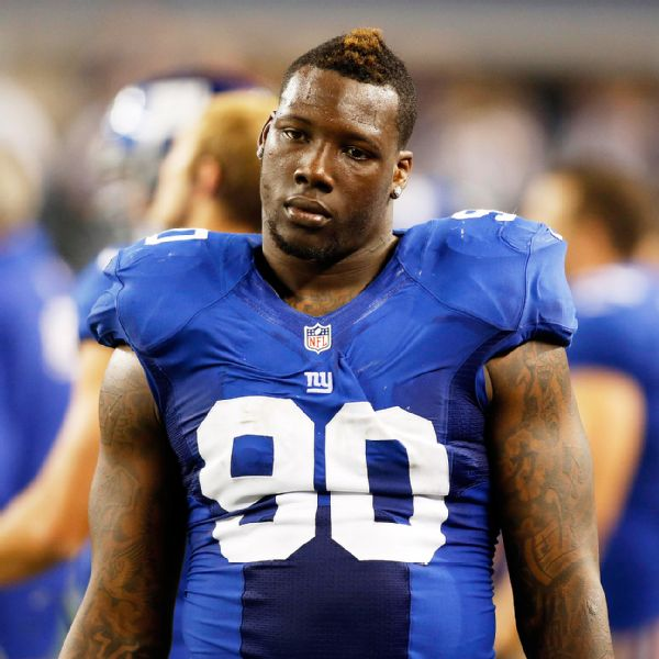 Jason Pierre Paul Pictures: Jason Pierre-Paul, Defensive Line Still Critical For New