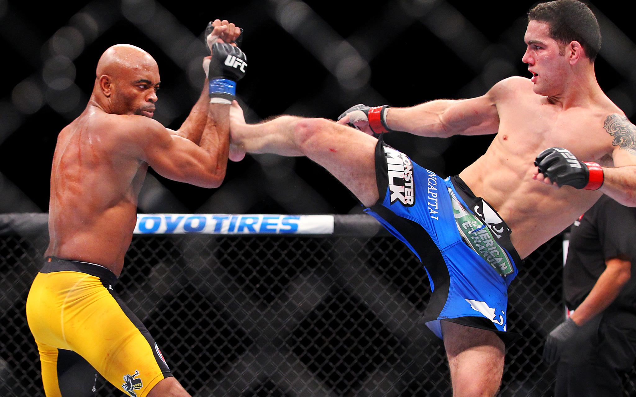 And Still ... - UFC 168 - ESPN