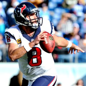 Houston's Matt Schaub