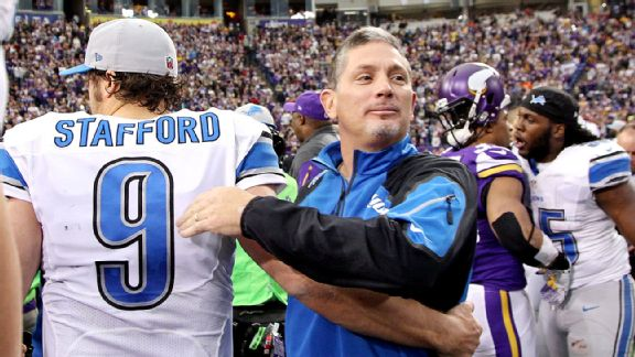 Schwartz's fate was always tied to Stafford