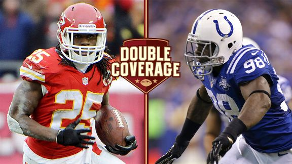 Double Coverage: Chiefs at Colts