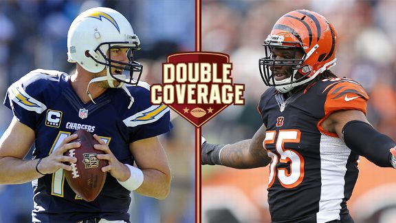 Double Coverage: Chargers at Bengals
