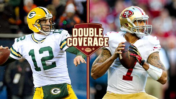 Double Coverage: 49ers at Packers